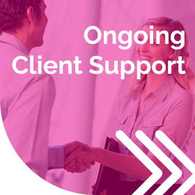 Ongoing Client Support - Client Zone